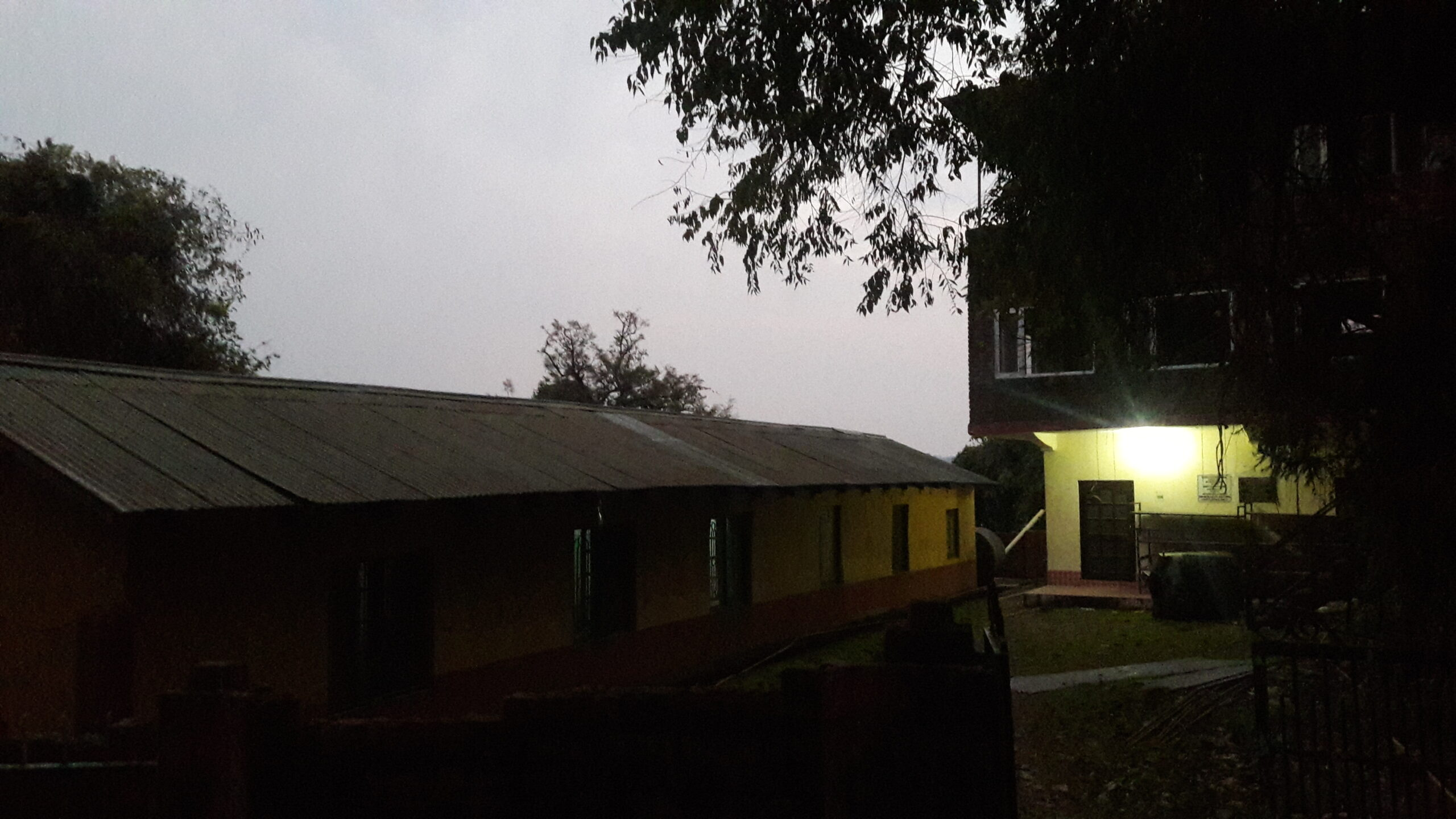 Single , shared-rooms and dorm accommodation for EduCARE India NGO interns at our Kangra Mission Hill complex